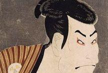 【浮世絵】東洲斎写楽 -Toshusai Sharaku-