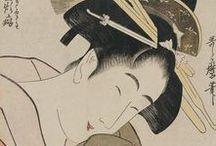 【浮世絵】喜多川歌麿 -Kitagawa Utamaro-