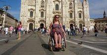 Uitstapjes - Salami stinkt / Over uitstapjes met of zonder gezin, maar vooral met rolstoel, over toegankelijkheid en vooral veel leuke dingen kunnen blijven doen!