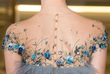Couture details / It's all in the cut, the details and the clever manipulation of fabric