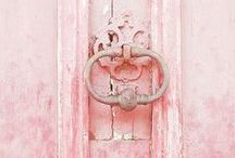 Colors: Rose quartz
