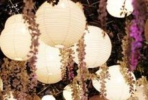 Ambiance Mariage / Wedding decor inspiration / by La Crafterie