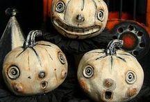 Halloween / Ideas for Halloween decor, crafts and stuff. / by Niina Sormunen