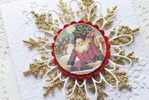 Christmas / Christmas crafts, decor, DIY, vintage, printables...You name it. / by Niina Sormunen