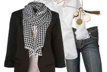 1 Stylin' / Clothes, jewelry and accessories / by Jessica Smith