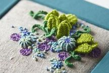 Embroidery & Stitch Love / Things to embroider, patterns, tutorials, DIYs. / by Niina Sormunen