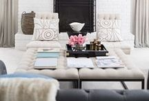 Living Room / by Marianna Weaver