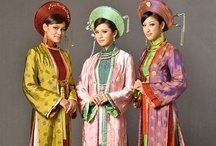 Costume - World - Asia / by Brooke Weber
