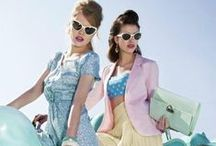 Fabulous Frocks, Outrageous Outfits & Awesome Accessories / by Melissa Cole