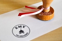 Stamps by La Crafterie / by La Crafterie