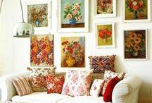 Home & Style / Ideas for kitchen, bedroom, living room, bathroom, patio, garden and etc.  / by Niina Sormunen