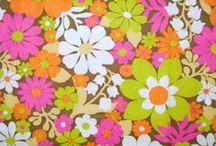 Fabrics & Textiles Love / Collection of beautiful and interesting fabrics and textiles / by Niina Sormunen
