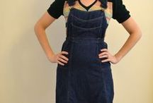 Vintage Clothing / A selection of some of the cute vintage styles we carry!