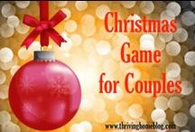 Christmas Games / by Faith Sage Culinary Copywriter & Consultant