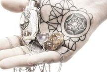 Crystal Magic / by Sandra Yamashita