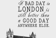 London, baby! / by Sigrid Olsen