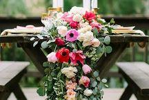 Pretty tables / by Jessica Hendricks