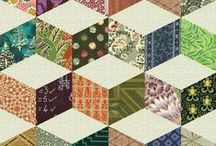 Q is for Quilt / Patchwork inspiration