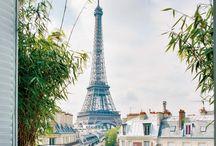 Paris / by Sigrid Olsen