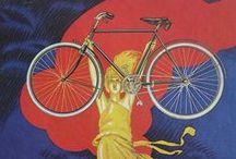 Vintage bicycles / The proper classics...