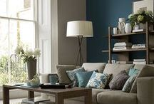 Living Room ideas... / Thinking of changing my color scheme- ideas...