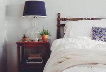 A place to sleep / by Jessica Hendricks