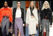 Trends Fall Winter 2015/16 / What to wear this autumn and winter / by Anna