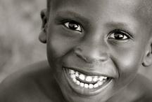 Smile / A smile can brighten the darkest day
