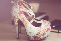 Dresses, heels and stuff.