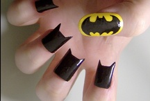 Cool Nail Art / by Kathy Steenbuck