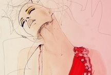 Fashion illustration / by Laetitia Guyon