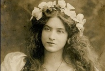 Edwardian Actresses / by D. E. Ireland Author
