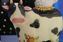 Cookie Jars / by Kathy Steenbuck