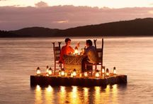 Romantic Settings / by Kathy Steenbuck
