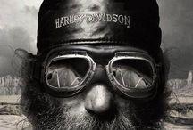 Harley Davidson / Logos / by Tom Oldham