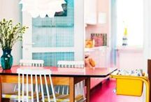 Ideas for my new home / About to move into an adorable flat, collecting ideas.