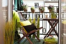 Patio & Balcony Designs