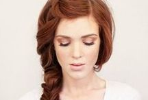 Hair, Make-up Styles / Ideas for new ways to wear your hair or make-up!