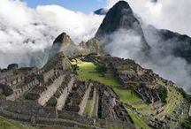 Wanderlust ~ places to see / If we were world travelers, these are the places we must see!