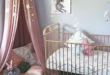 N U R S E R Y / A curation of beautiful nurseries l Design and style ideas to create a nursery you love