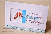 Handmade Greeting Cards / Collections of my handmade greeting cards.