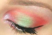 Eyes make-up à faire / Tous les make-up eyes à me faire