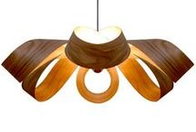 SHULY Lights - 7Gods Lighting / Inspired by nature, Shuly is made from real wood veneer. Ideal for low ceiling or cluster arrangements.