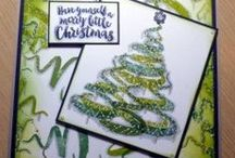 Christmas 2015 / The wonderful cards and projects created with our NEW Christmas stamps