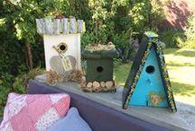Nestkastjes / Vogelhuisjes / Birdhouse