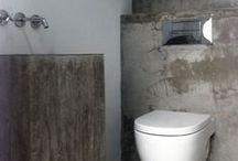 Interieur :: Toilet