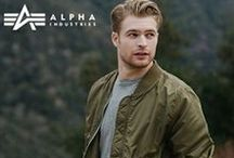 Alpha Industries Men's Jacket's and Parkas
