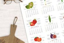 2017 Printable Calendars / Printable 2017 Calendars. Available in Spanish, French, and UK and USA week options: Monday - Sunday or Sunday - Monday.