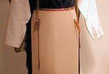 Old finnish dresses