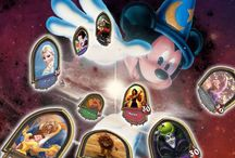 Disneystone - Fanart Disney Graphic Card / Here I gathered all my creations about the world of DISNEYSTONE, the encounter between the fantastic world created by Walt Disney and the card game Hearthstone of Blizzard #disney #blizzard #disneystone #hearthstone